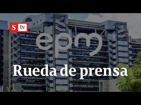 EN VIVO: EPM habla sobre embargo a consorcios de Hidroituango | Semana Noticias