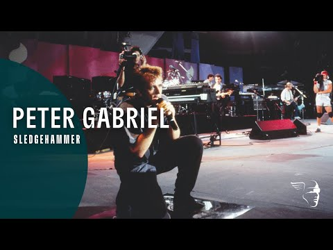 Peter Gabriel - Sledgehammer (Live in Athens 1987) ~1080p HD
