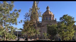 Conoce más sobre el Arboretum en Plaza de Armas - Gobierno de Guadalajara