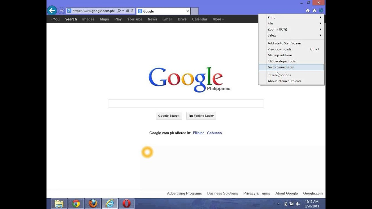 How To Clear Browsing History [google, Firefox, Internet Explorer, Opera]  Screenshot_20150401193236g