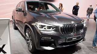 THE ALL NEW BMW X4 2018 In detail review walk around Interior and Exterior