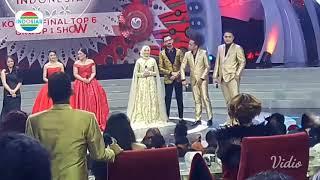 Komentar Dewan Dangdut Rosalina Musa Pada Pasangan Duet Nabila & Reza