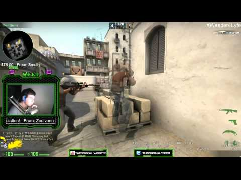 Four seconds, four bodies: Watch this amazing Counter-Strike: GO knife takedown