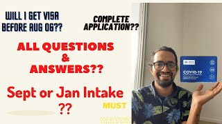Q&A: Visa decision, comṗlete application, current situation in Canada | Nepalese Student