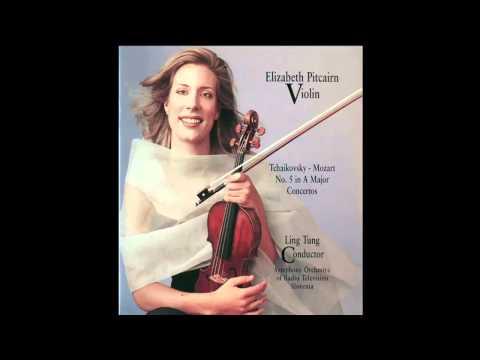 Elizabeth Pitcairn Mozart Concert No. 5 in A Major  K.219