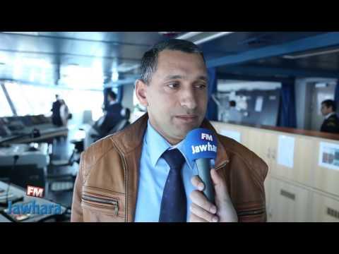 Croisière Tunis - Barcelone à bord du Tanit