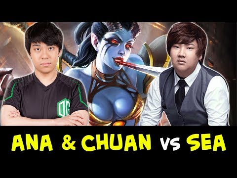 Ana & Chuan new team debut — owned by SEA tier-3 team