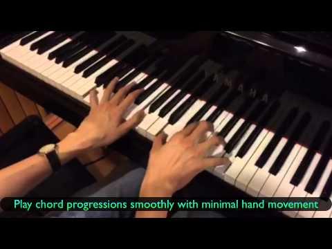 Basic Contemporary Piano Harmony Youtube