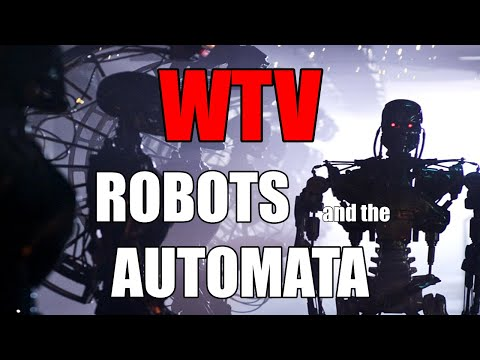 What You Need To Know About ROBOTS And The AUTOMATA PART I