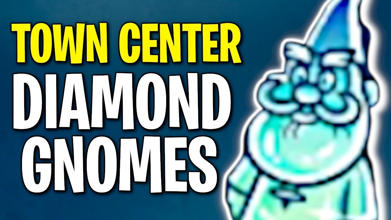 PvZ: Battle for Neighborville - All Diamond Gnomes Locations