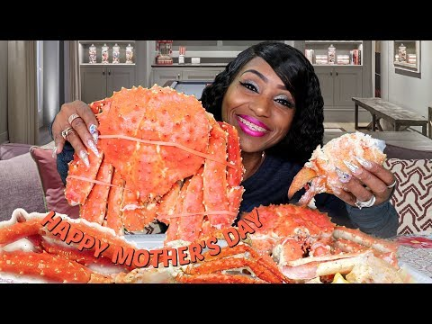 Mother\'s Day Seafood Boil with Curtis the Crab From Vital Choice