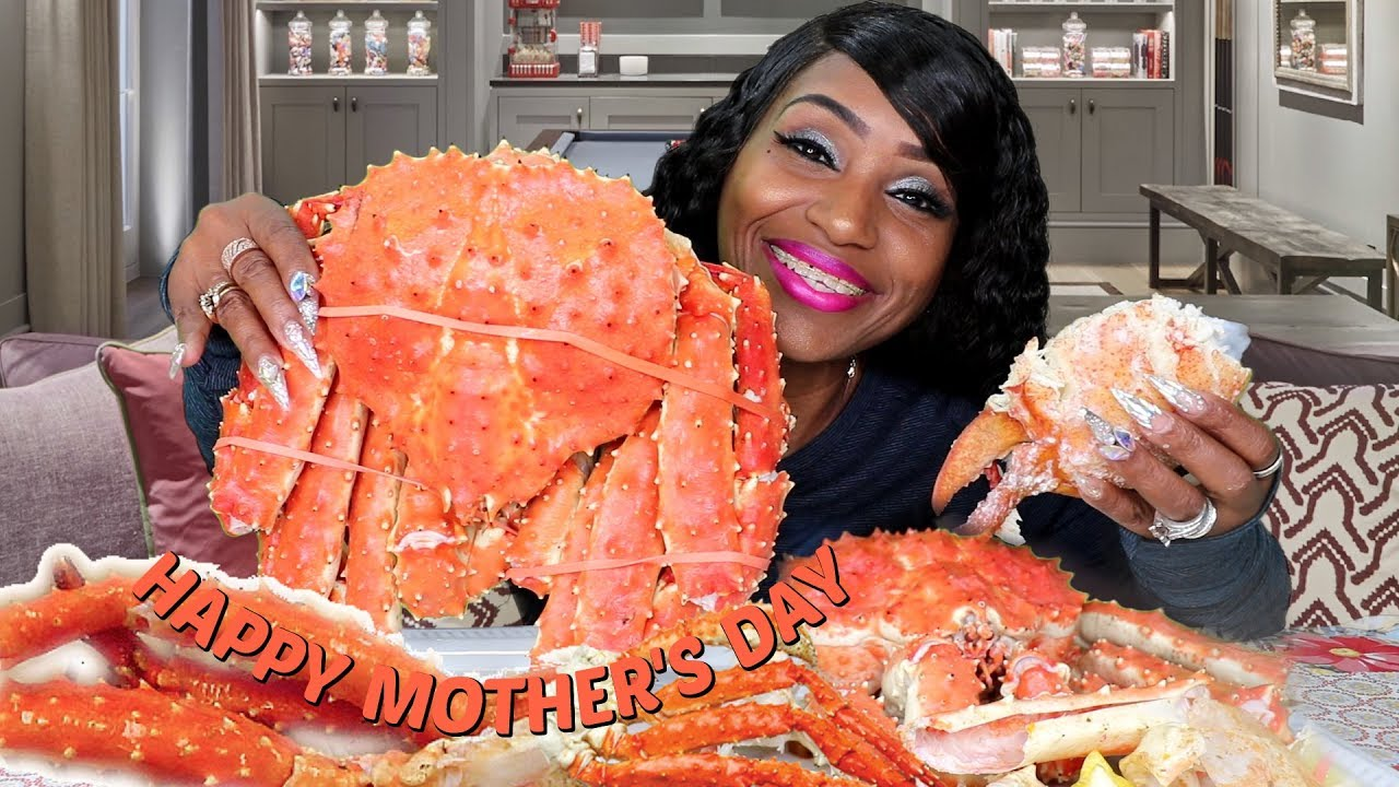 Mother's Day Seafood Boil with Curtis the Crab From Vital Choice