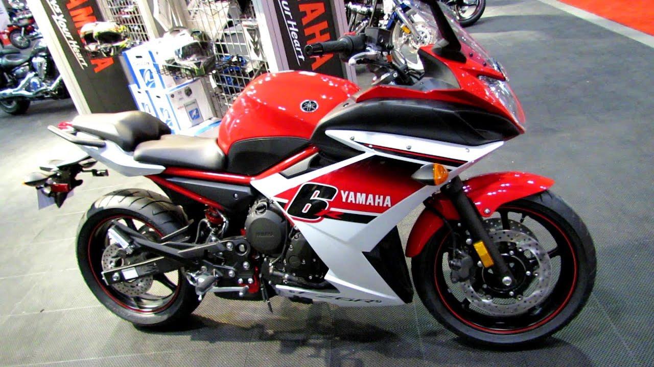 2014 yamaha fz6r walkaround 2014 toronto motorcyle show for 2014 yamaha fz6r