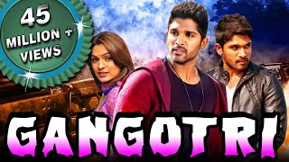 Gangotri Hindi Dubbed Full Movie | Allu Arjun, Aditi Agarwal, Prakash Raj
