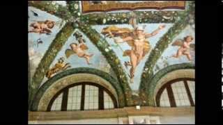 Arrivederci Roma ( Goodbye Rome ) con Papa Francesco -- Instrumental -- Violines de Pego (1958)