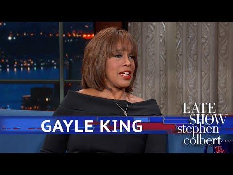 R. Kelly's Outburst Didn't Faze Gayle King
