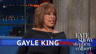 R. Kelly\'s Outburst Didn\'t Faze Gayle King