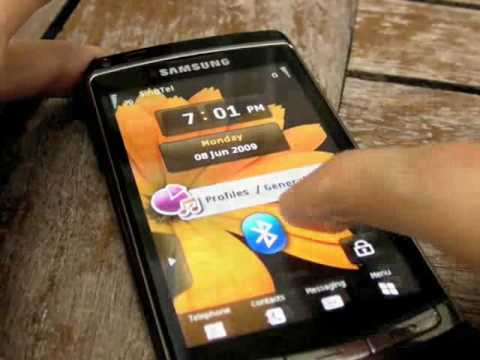 Samsung i8910 HD a k a Omnia HD