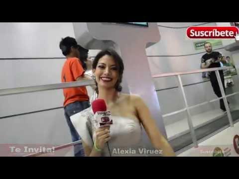 ALEXIA VIRUEZ Te invita A Suscribirte Al canal de Diego Alba en YUTUBE