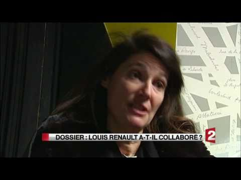 Louis Renault a-t- il collaboré ?