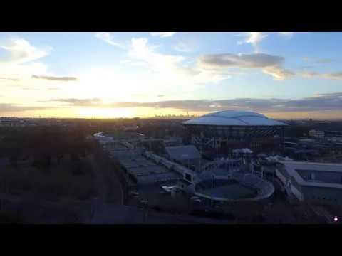 Flushing Meadows Corona Park New York Phantom 3 Drone