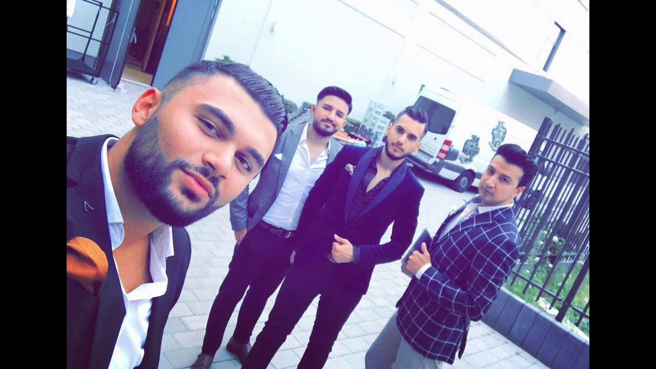Sediq Yakub - Qade Rasaayet Mix - 2017