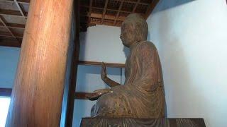 仏像シリーズ20 常楽寺・木造如来坐像