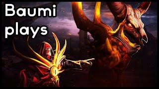 Dota 2 | FOR THE GLORY OF BOB!! | Baumi plays Warlock