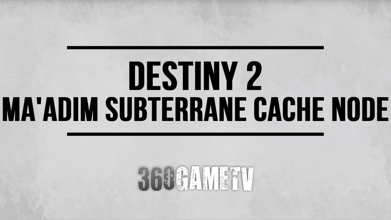 destiny 2 ma adim subterrane cache node location nascent dawn 2 5