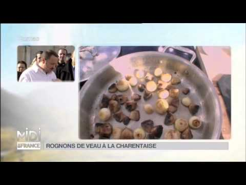 la recette rognons de veau la charentaise youtube. Black Bedroom Furniture Sets. Home Design Ideas