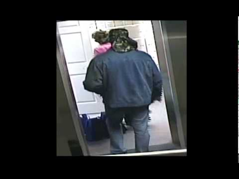 Harrison Savings Bank Robbery