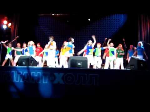 Детская шоу-группа Саманта- Дети выбирают мир
