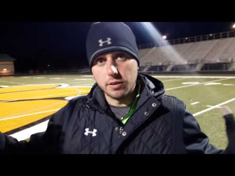 Postgame interview with Seton-LaSalle Head Coach Ryan Kelly after PIAA Q-final win over CWNC