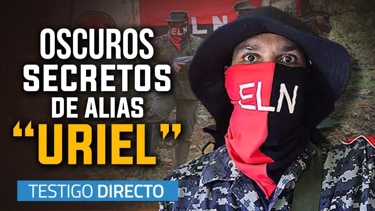 """Oscuros secretos de alias """"Uriel"""" - Testigo Directo"""