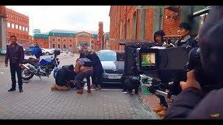 Как снимают Китайское кино????Съемки фильма в Москве.Chinese shooting