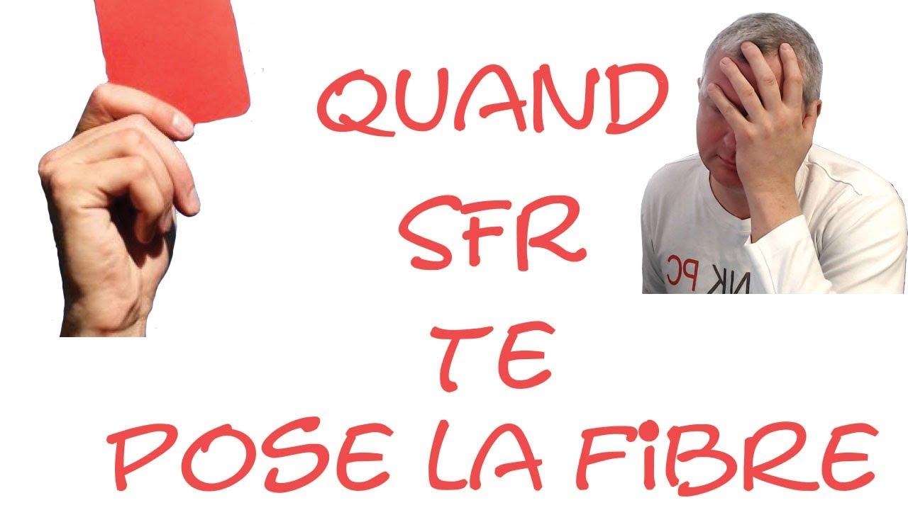 Download Carton rouge 😡 Quand SFR installe la fibre chez toi... 🔌