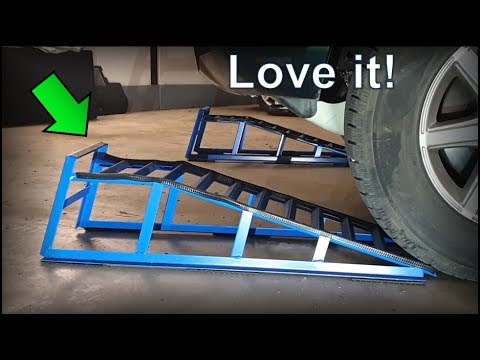 How to have more fun with your car ramps