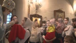 Архипастырский визит во Владычний монастырь(, 2011-12-31T00:41:50.000Z)