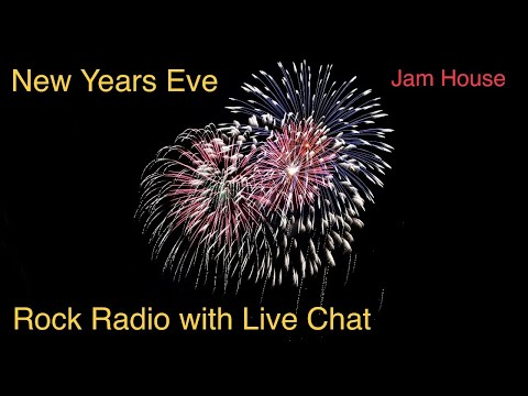 Live Now - Jam House Rock Radio with Live Chat • Rock Music Stream • Live 24/7