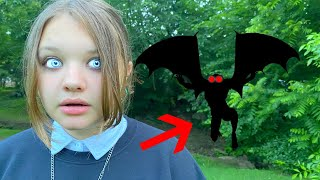 WE SAW the MOTHMAN! The LEGEND of the REAL MOTH MAN