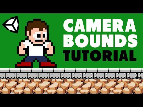 Game Dev Tutorial: HowTo set Camera boundaries and limits in Unity and C# thumbnail