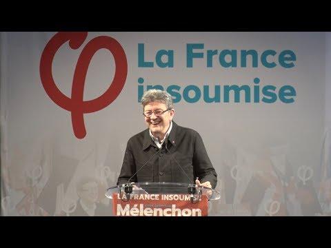 «LA FRANCE INSOUMISE AURA UN GROUPE À L'ASSEMBLÉE NATIONALE» - Mélenchon
