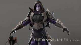 demon hunter x necro rig v01