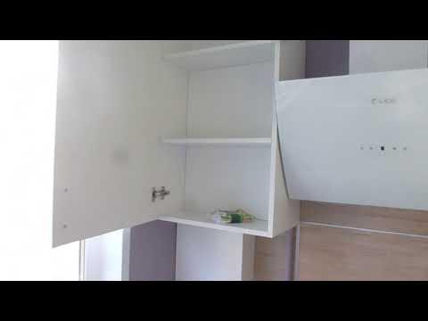 Кухня в корабле  на 5 квадратных метрах.