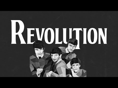 REVOLUTION   With A Little Help From My Friends