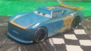 Cars 3 Michael Rotor die-cast Review