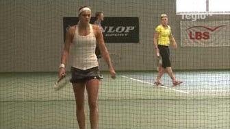Tennis: SÜDWESTBANK CUP | Regio TV