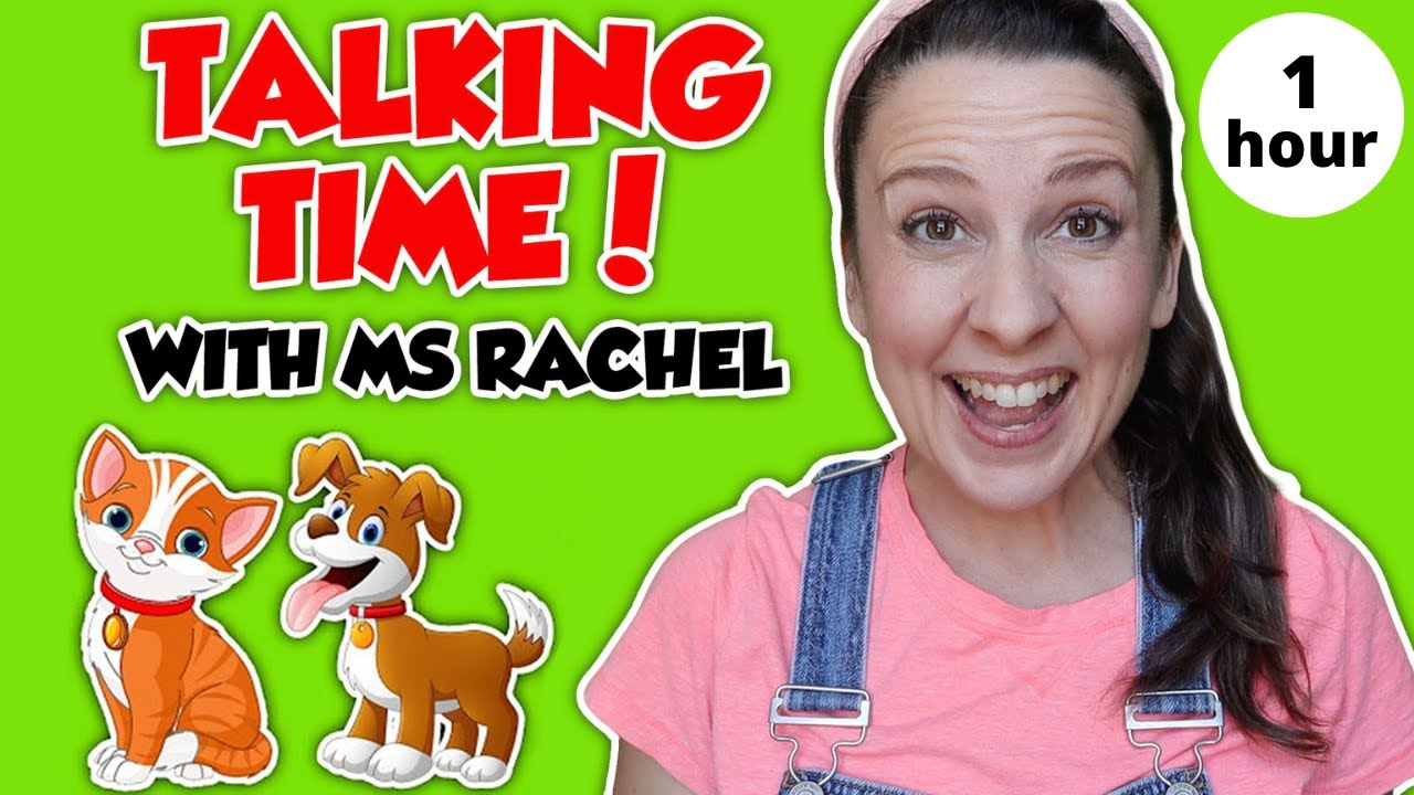 Videos for Babies and Toddlers - Animal Sounds, First Words, Toddler Speech Learning Exercises