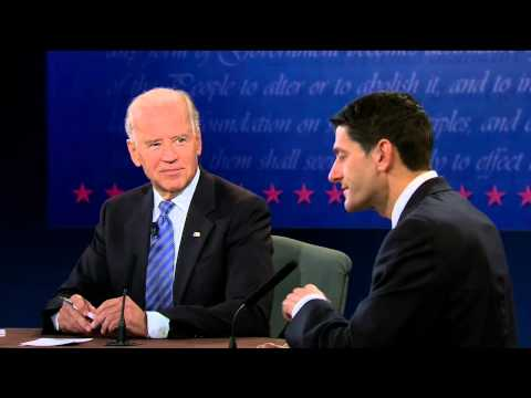 Full VP Debate - Joe Biden and Paul Ryan - Vice Presidential Debate Full