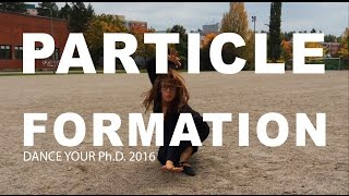 Dance your PhD 2016 Finalist- Atmospheric new particle formation